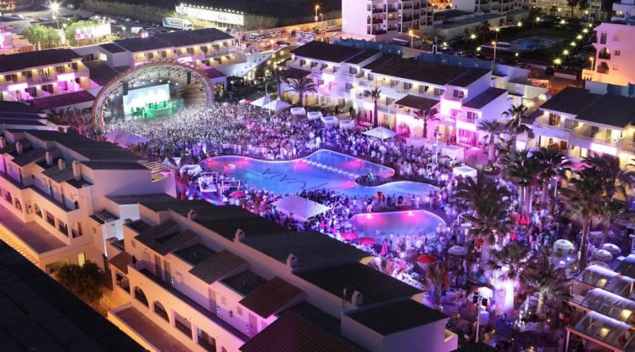 Hushuaia Ibiza