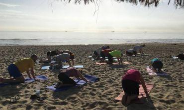 Settimana di relax nella natura con yoga e massaggi sul mare adriatico