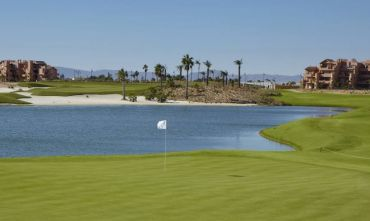 Intercontinental Mar Menor Resort 5 stelle, gioca su 7 campi da Golf!