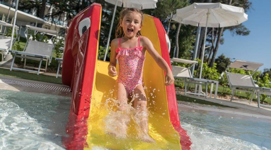 Giochi in acqua per bambini