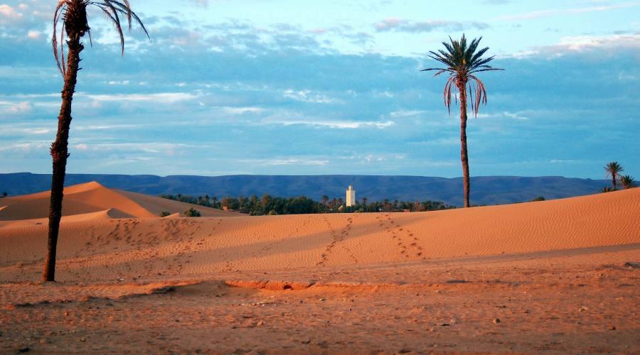 Paesaggio Marocco