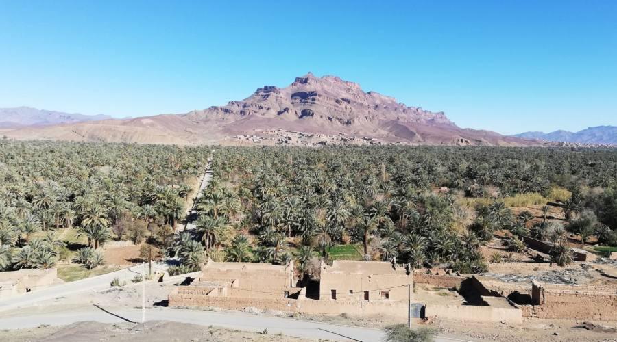 Oasi nel sud del Marocco
