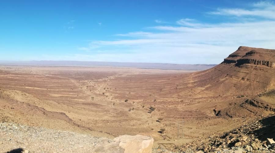 Panoramica Marocco
