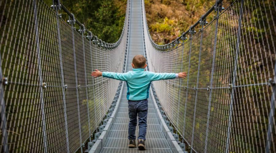 Ponte Tibetano, Rabbi