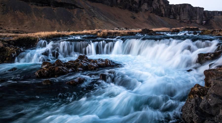 Islanda - Piccole cascate