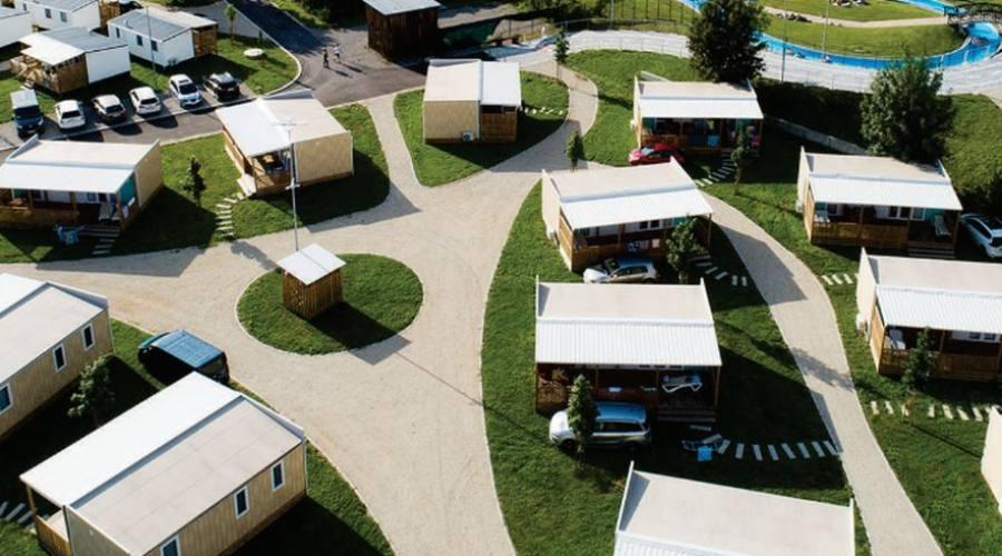 Panoramica case mobili