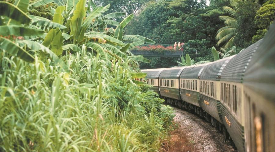Treno Eastern & Oriental Express