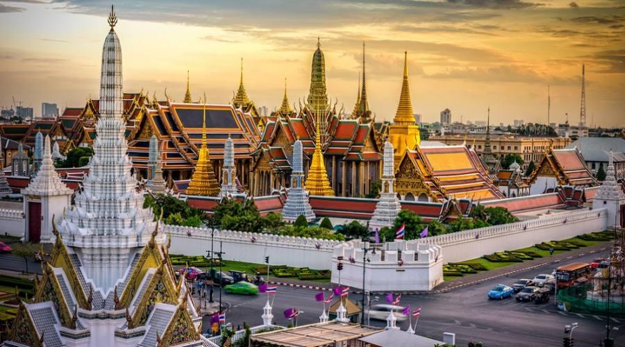 Il Grande Palazzo Reale Bangkok
