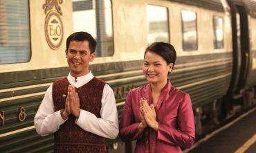 Alla scoperta del Sud-Est Asiatico con il treno di lusso Eastern & Oriental Express