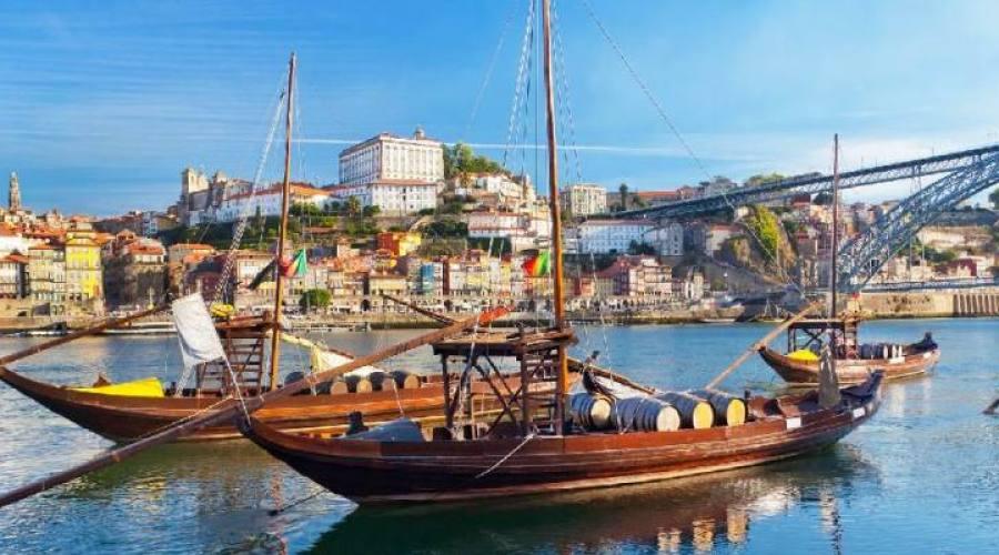 Porto, imbarcazioni tipiche