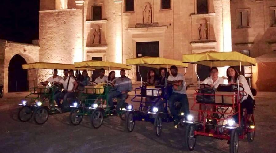 Bike di notte