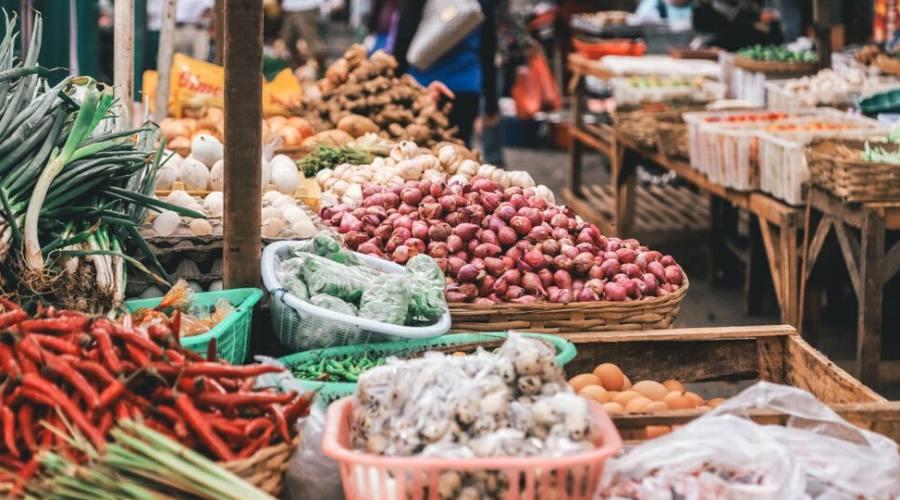 mercato tradizionale