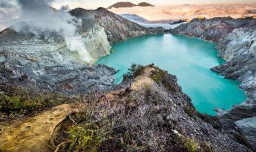 Il Cratere di Ijen e la foresta pluviale_tour 3gg/2notti