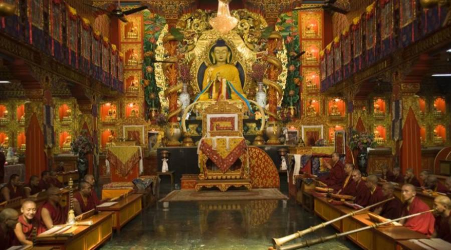 cerimonia buddhista