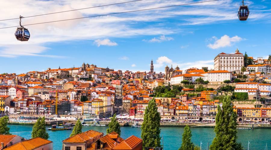 Fiume Douro, Porto