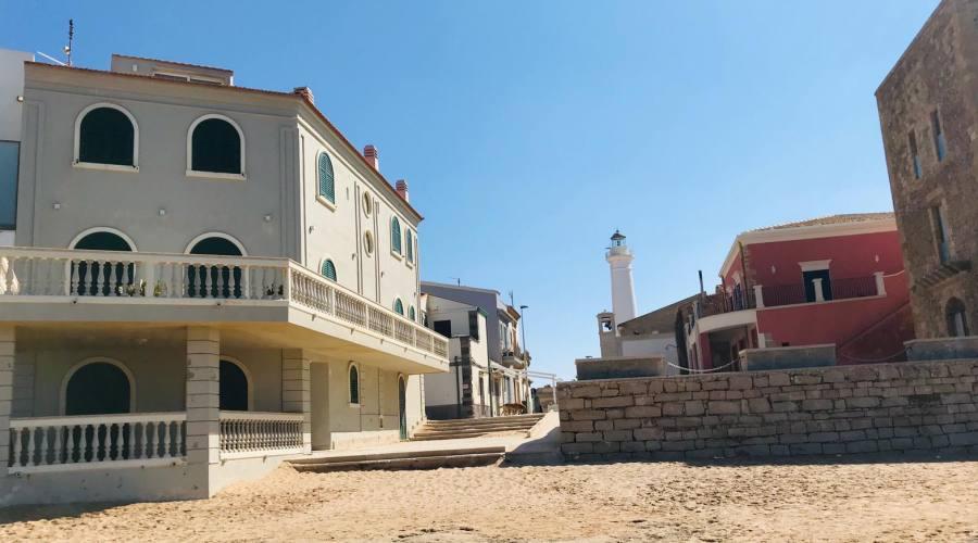 Punta Secca, casa del commissario Montalbano