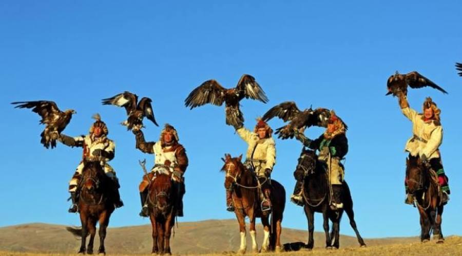 aquile mongole