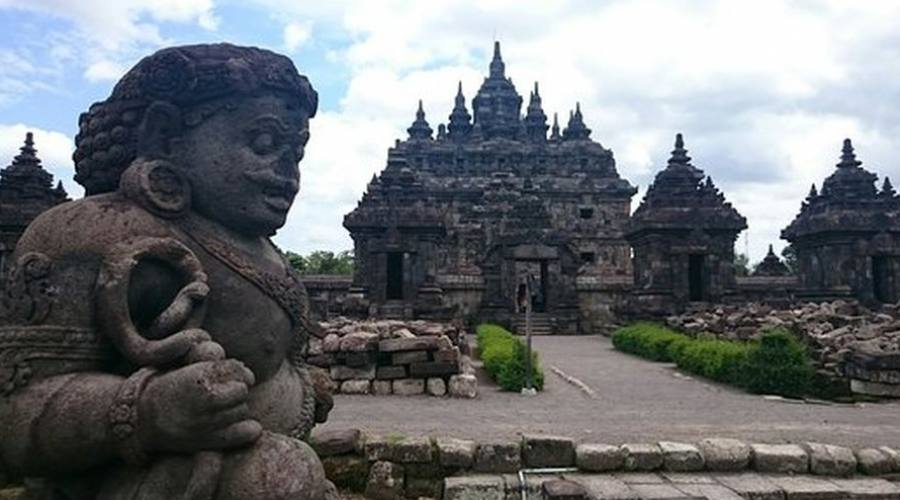 tempio di plaosan