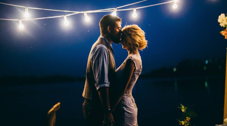 Coppia in matrimonio