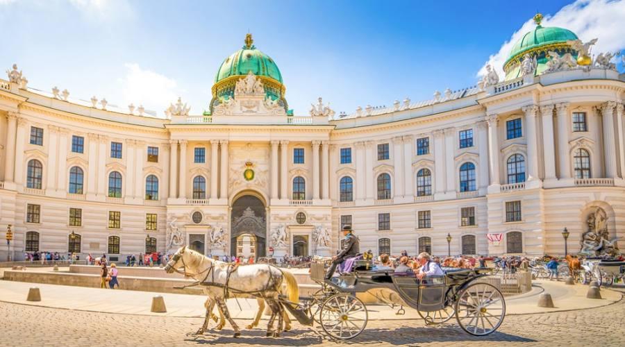 Il complesso della Hofburg - Vienna