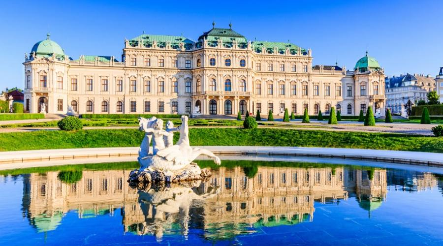 Castello del Belvedere - Vienna