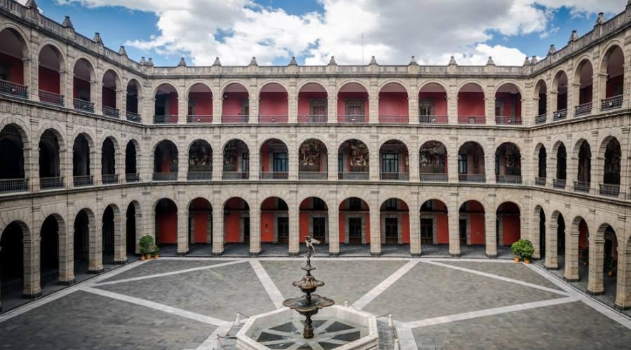 Palazzo Nazionale - Città del Messico