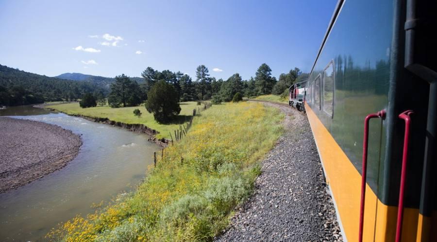 Treno Chepe - Los Mochis