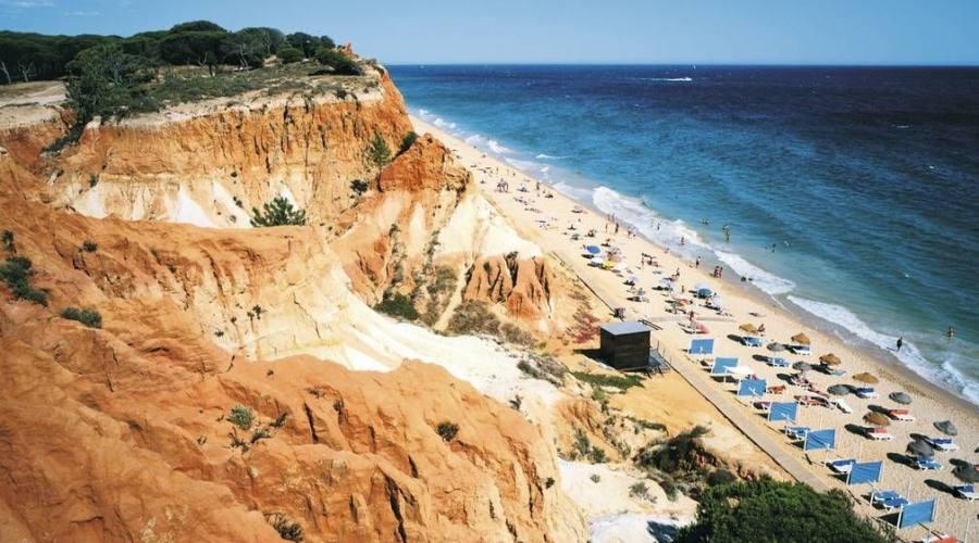 Spiaggia di Aldeia da Falesia