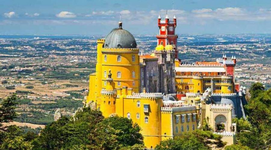 Escursione a Sintra