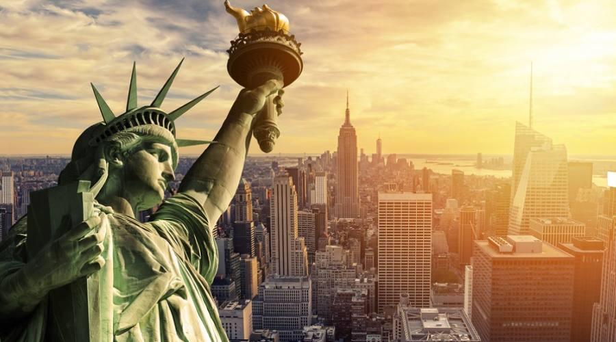 La statua della libertà - New York