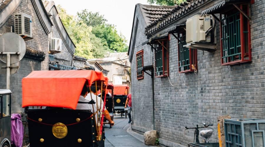 Risciò - Pechino