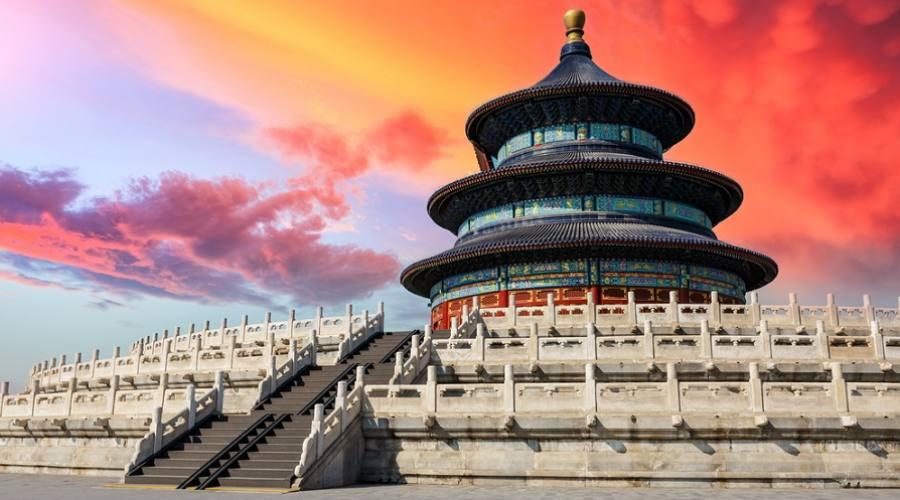 Tempio del Cielo - Pechino