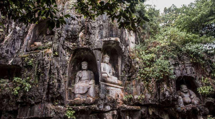 Tempio di Lingyin - Hangzhou