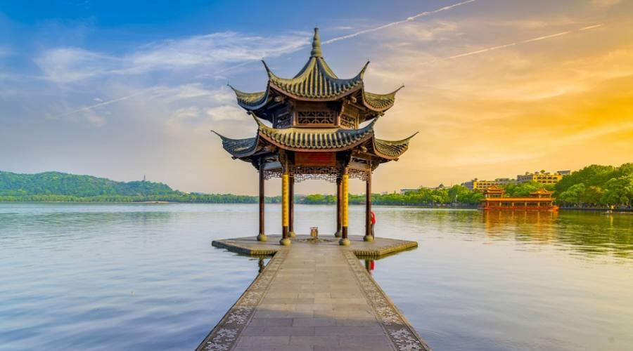 Lago dell'Ovest - Hangzhou