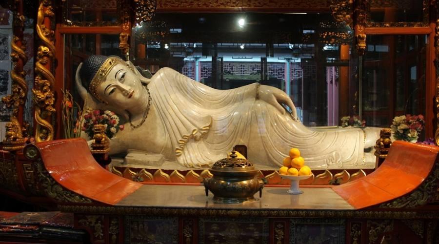 Tempio del Buddha di Giada - Shanghai