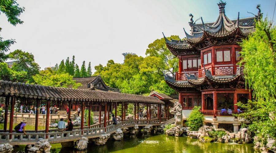 Giardino del Mandarino Yu - Shanghai