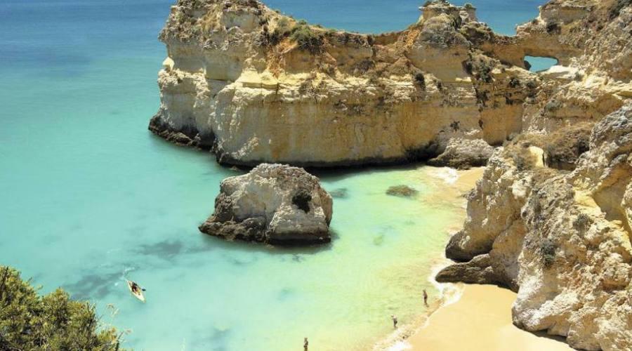 Algarve, spiaggia
