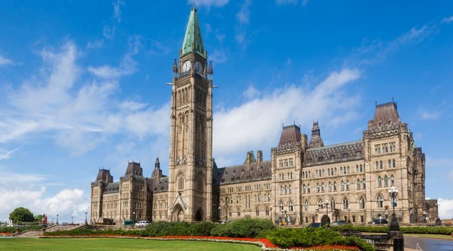 Collina del Parlamento - Ottawa