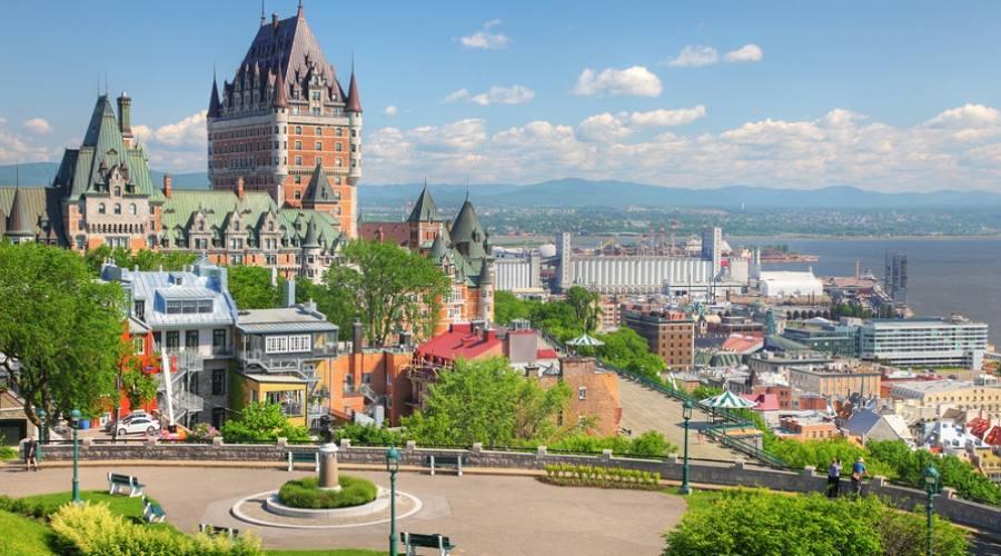 Chateau Frontenac - Québec City