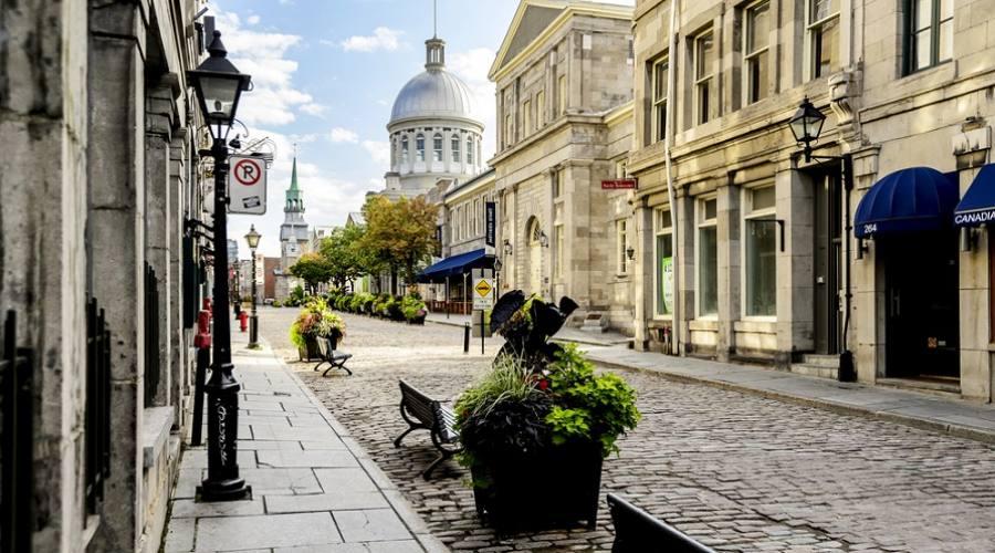 Città vecchia - Montreal