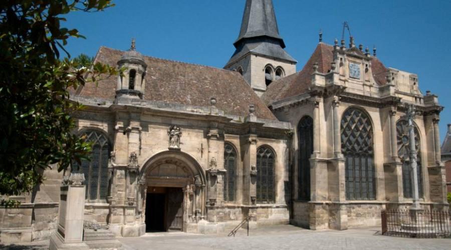 Chiesa di Magny en Vexin in Val d'Oise