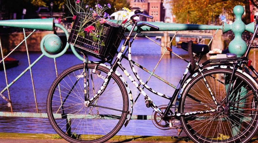Bicicletta a Amsterdam