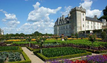 In bici nella valle della Loira tra castelli e natura