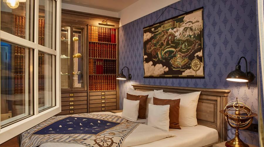 Camera al Kronasar Hotel