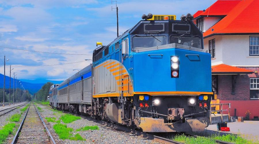 Treno Prince Rupert - Prince George