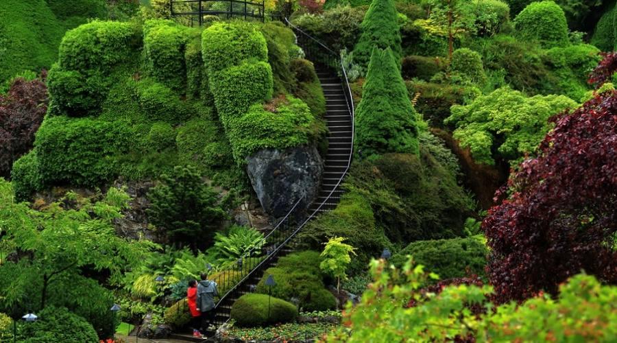 Butchart Gardens - Vancouver Island