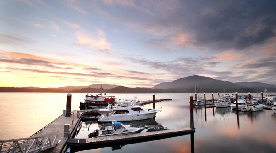 Rushbrook Harbour - Prince Rupert