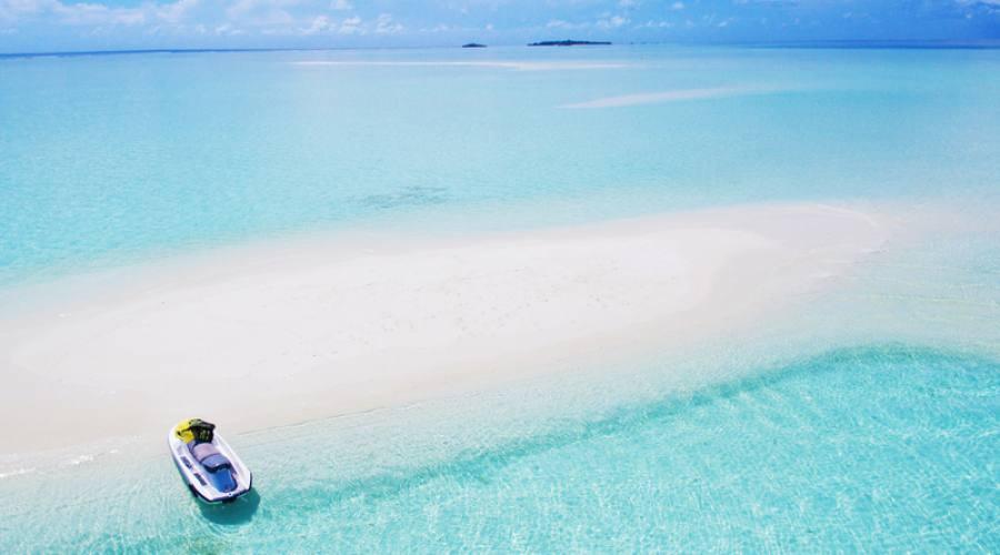 paesaggio maldiviano