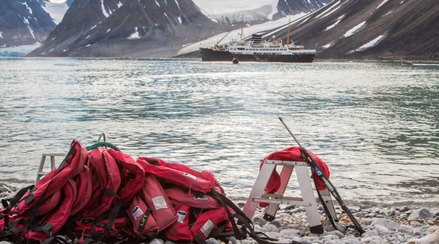 Baia alle Svalbard