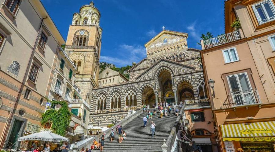 Amalfi il Duomo